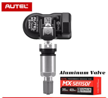 Herramienta para reparar neumáticos de coche Autel MX-433