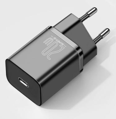 Baseus cargador USB tipo C 20W