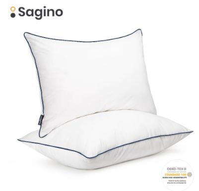 Almohada de Gel suave Sagino