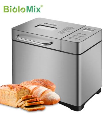 Máquina de hacer pan Biolomix