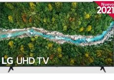 "SmartTV LG 43"" UHD 4K WebOS AI"