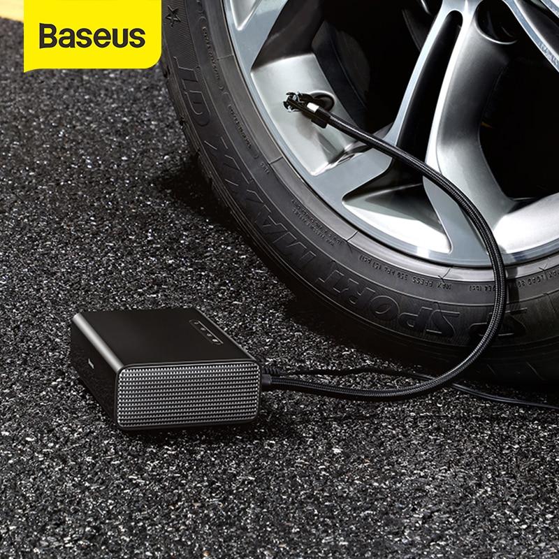 Compresor portátil Baseus 12V