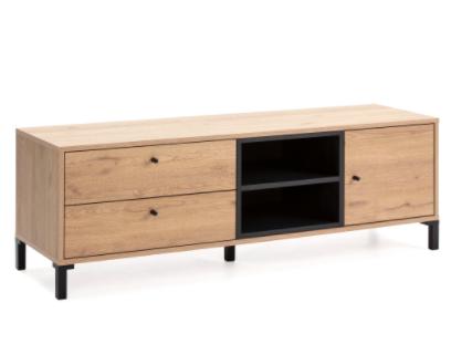 Mueble de salón con dos cajones