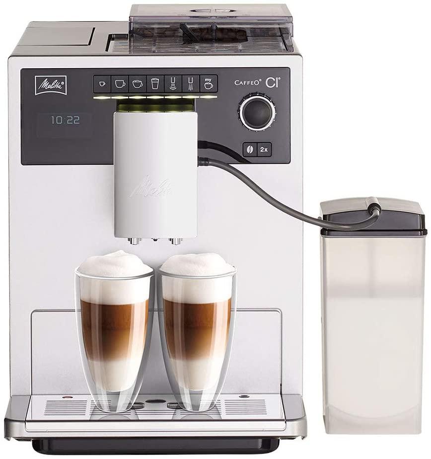 Cafetera Super Automática Melitta Caffeo Ci