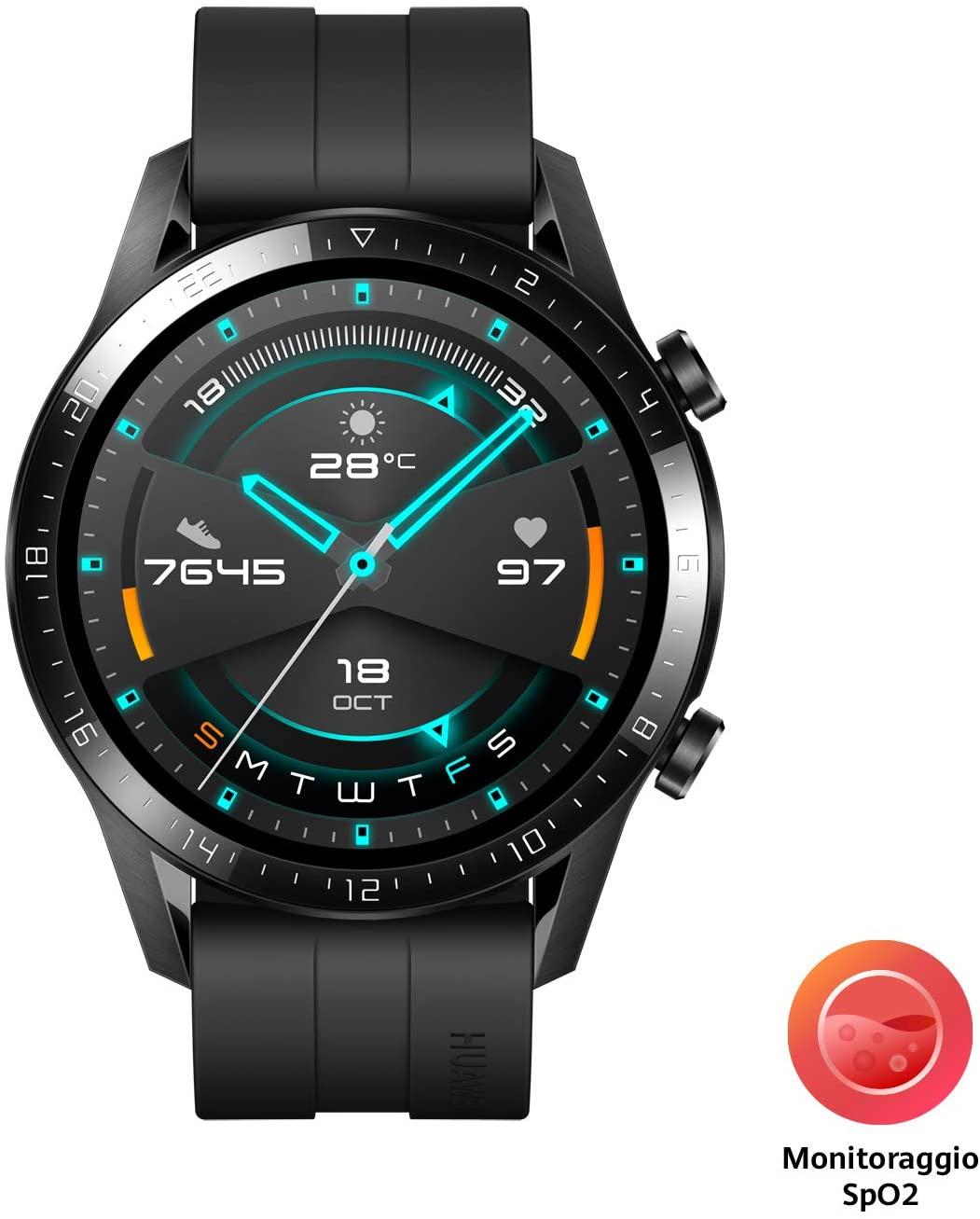 HUAWEI Watch GT 2 Smartwatch 46 mm
