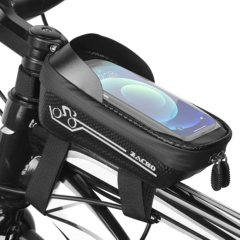 Bolsa impermeable para bicicleta