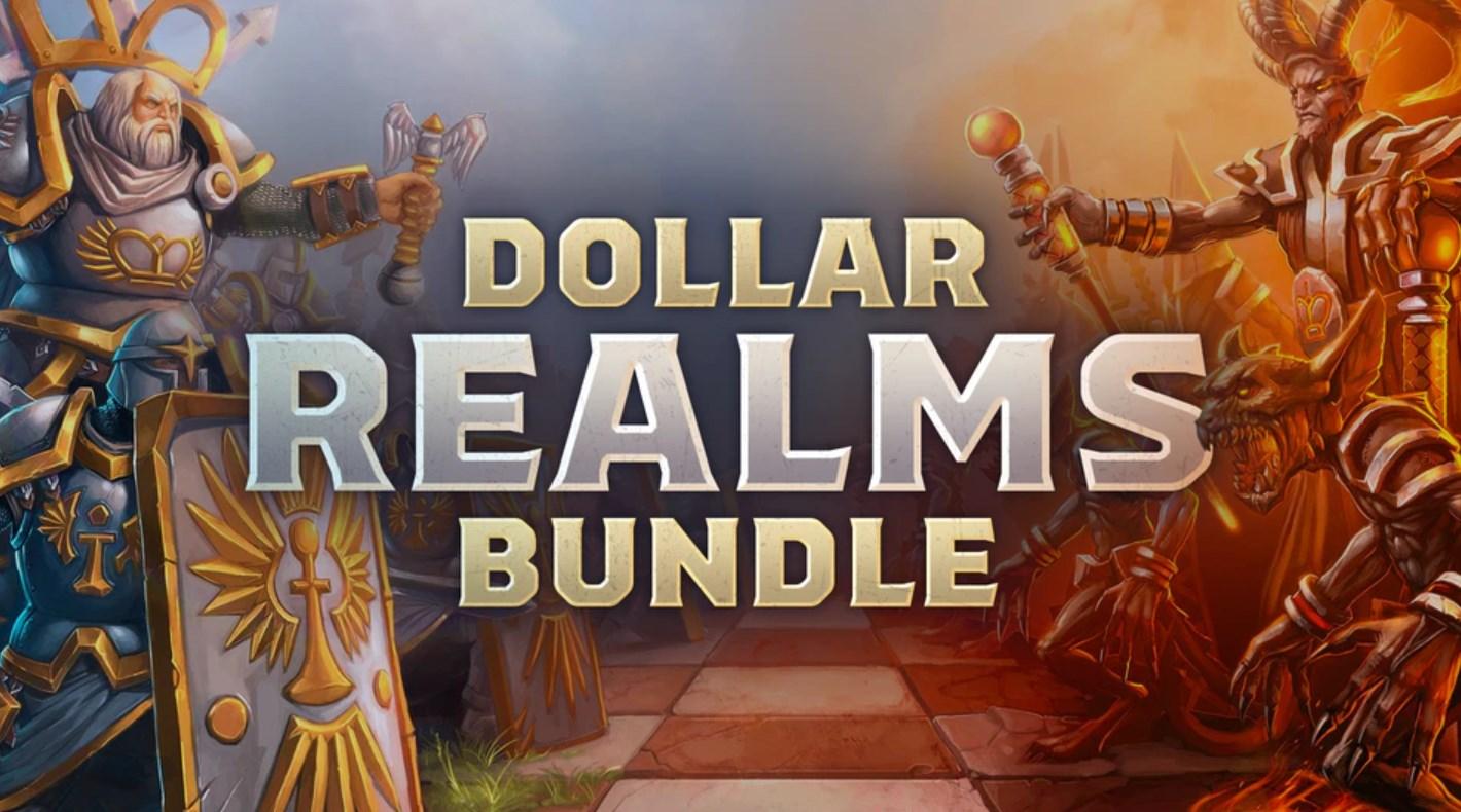 Dollar Realms Bundle en Fanatical