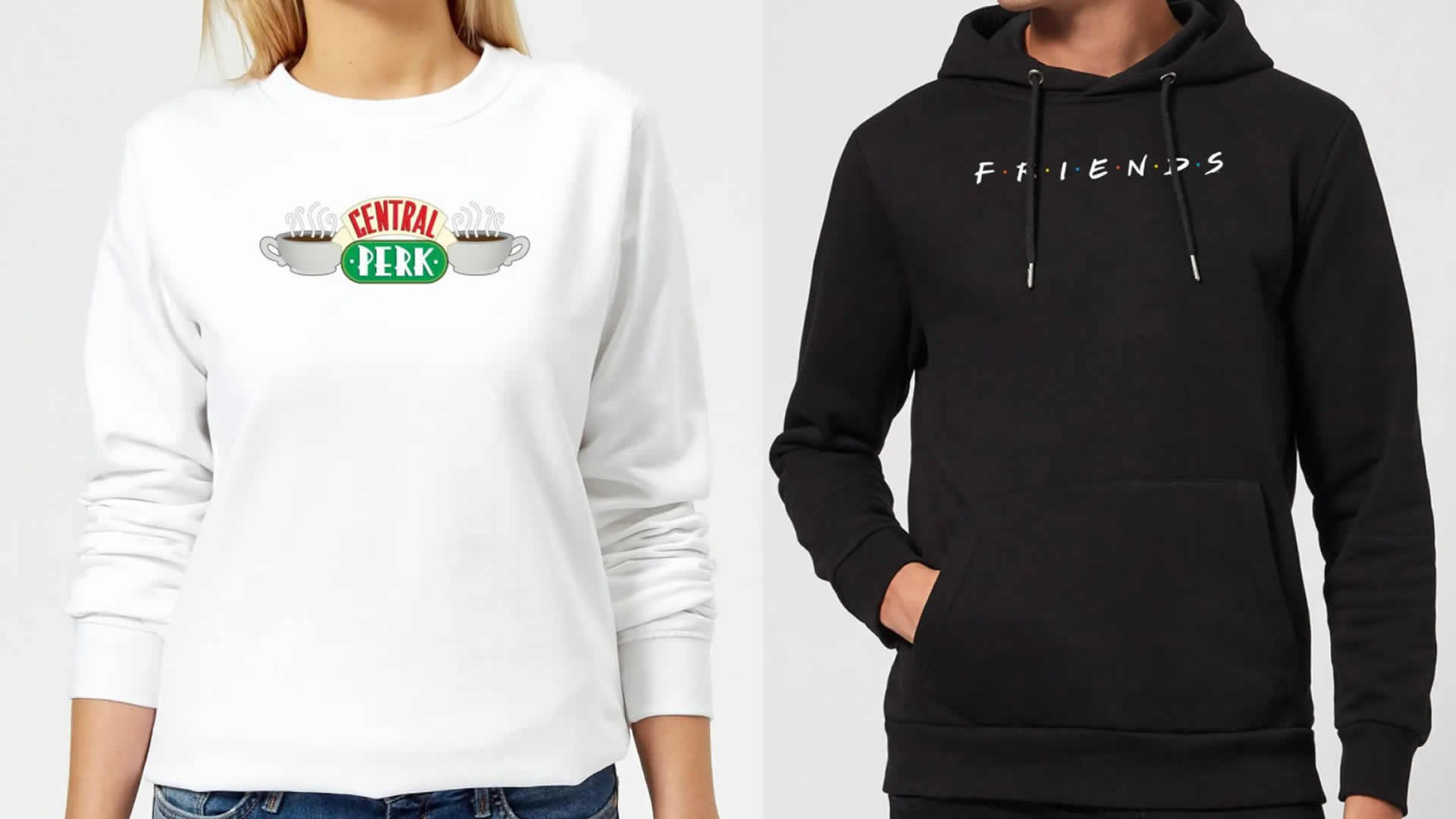 Descuento del 40% en merchandising de Friends en Zavvi