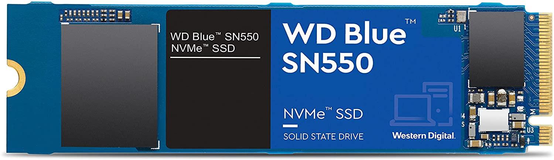 SSD NVME Western Digital SN550 1 TB