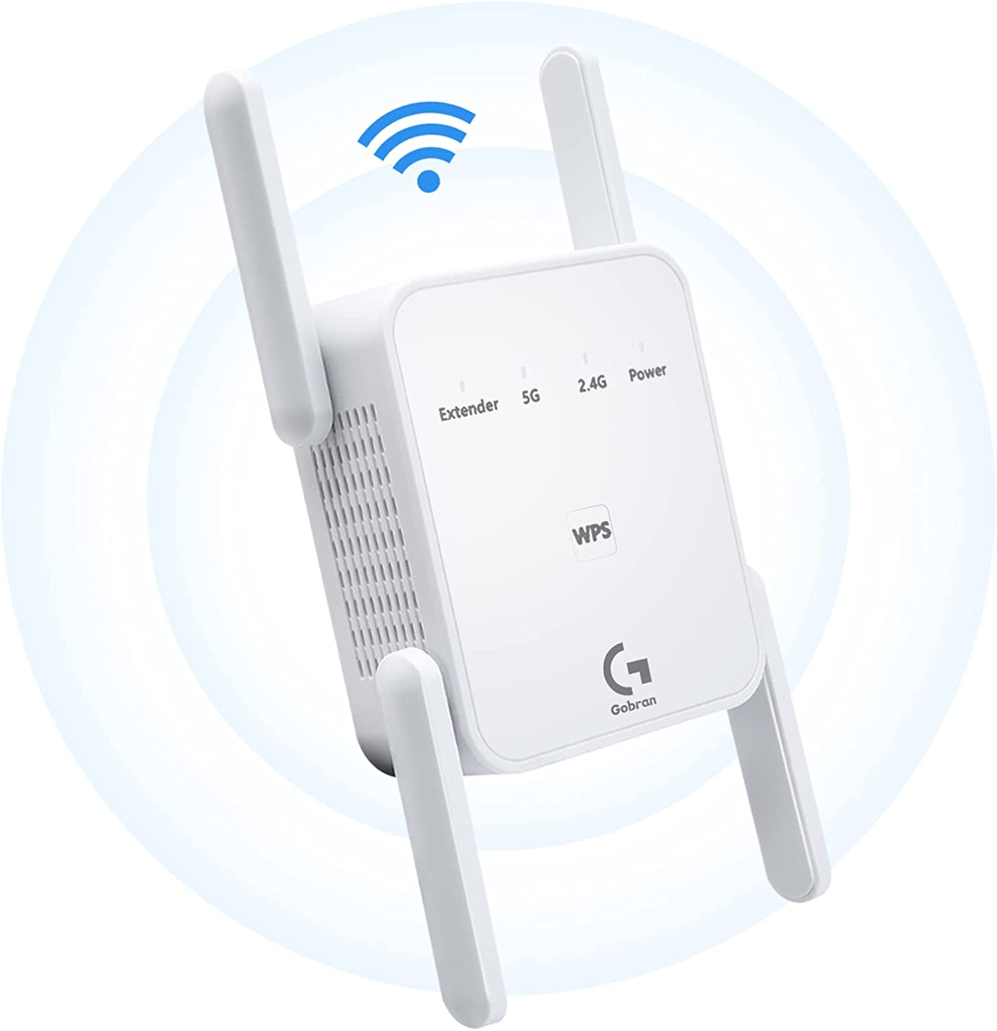 Repetidor WiFi 2.4/5Ghz 12000mbps