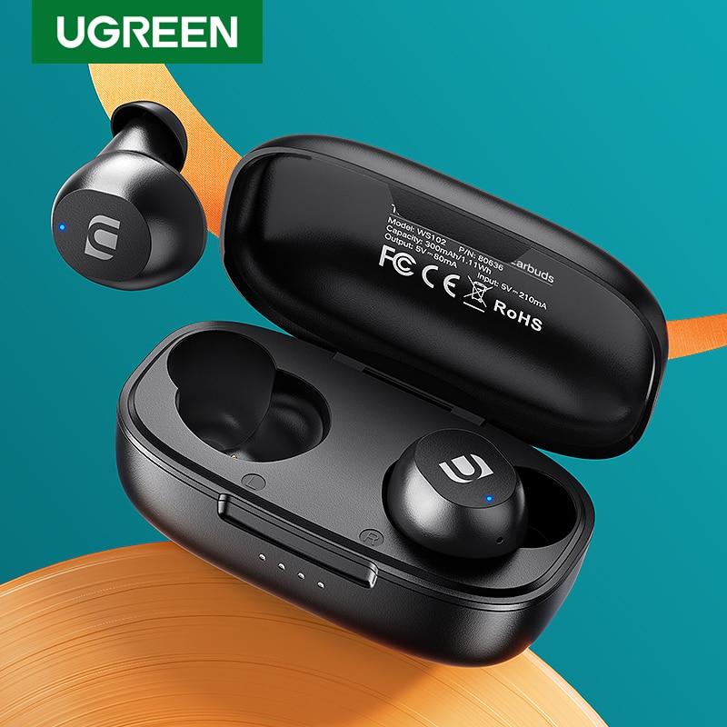 Auriculares inalámbricos Ugreen TWS
