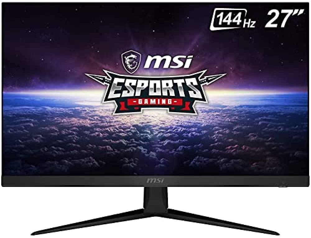 "Monitor Gaming MSI Optix G271 27"" FHD 144Hz 1ms"