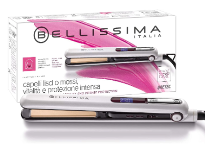 Plancha pelo Bellissima