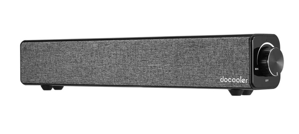 Barra de Sonido Bluetooth 4.0 de 20W con Batería