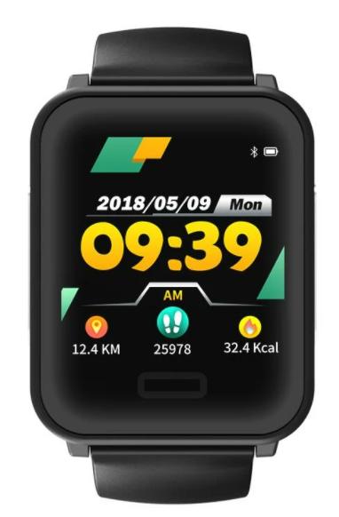 Smartwatch Bakeey E33