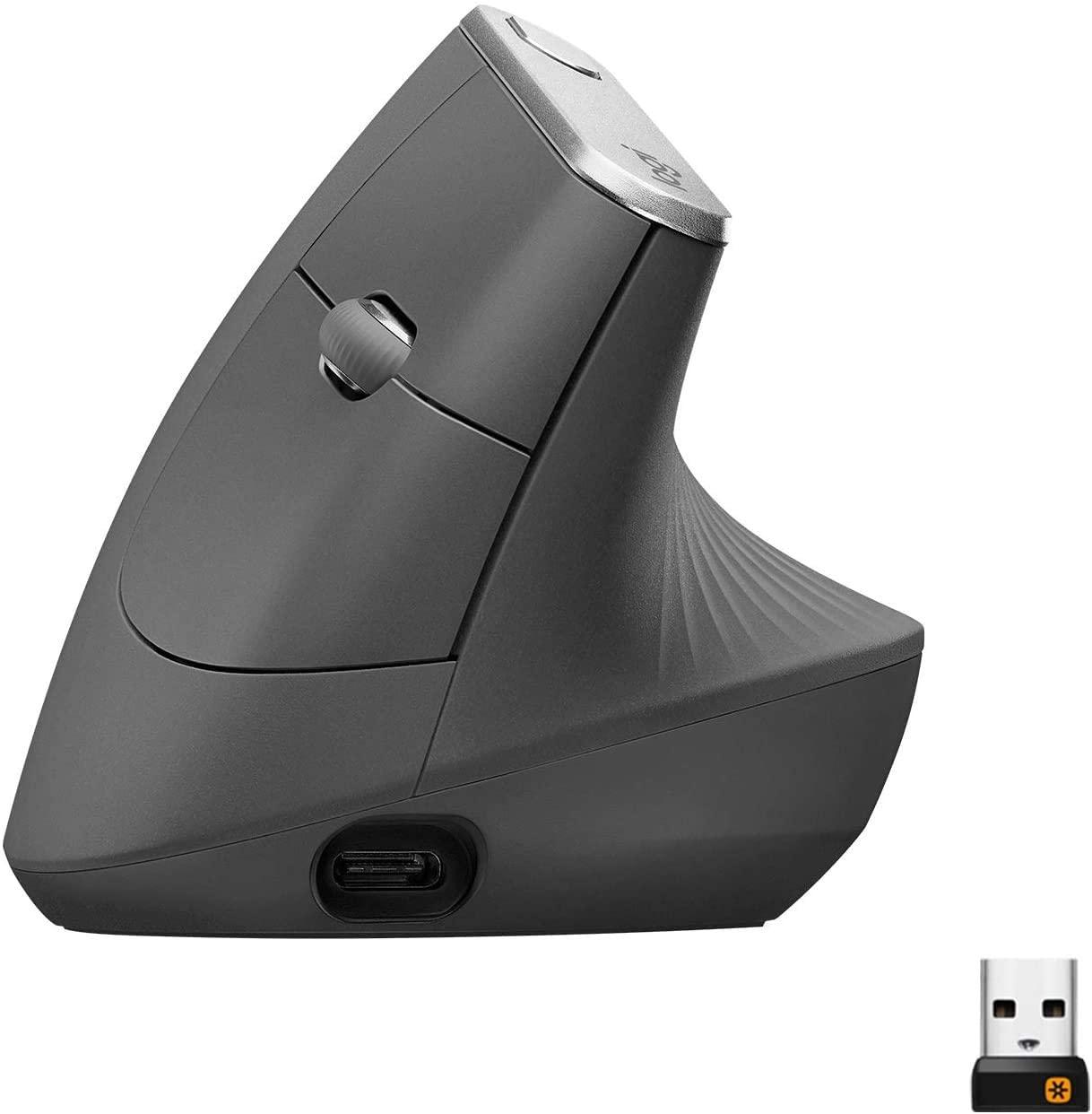Raton vertical Logitech MX