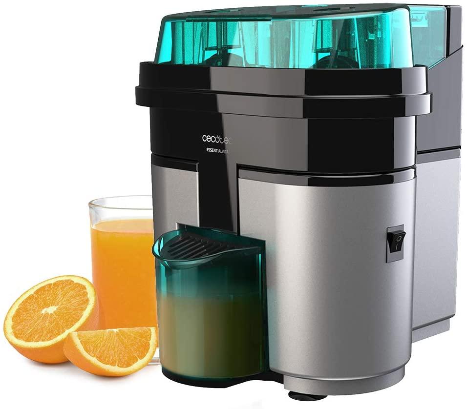 Exprimidor de naranjas eléctrico Cecotec