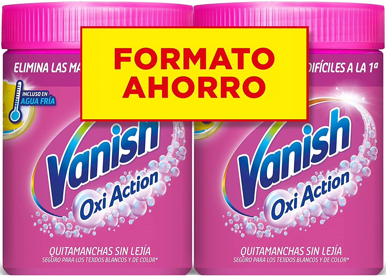 Pack de 2 Vanish Oxi Action