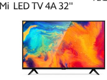 "Xiaomi Mi LED TV 4A 32"""