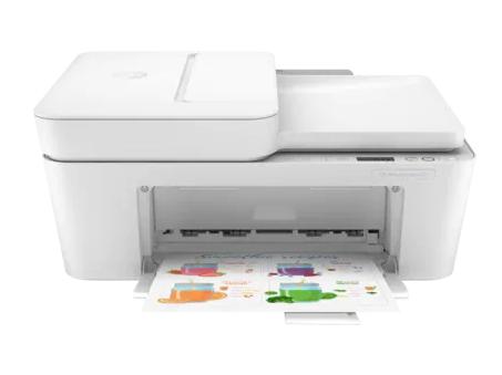 HP Impresora Multifunción Wifi HP DeskJet Plus 4120 MFP
