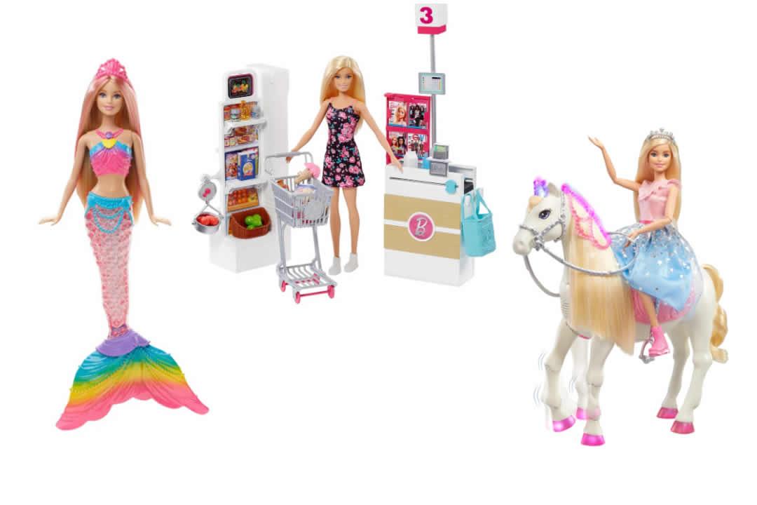 Descuentos Barbie