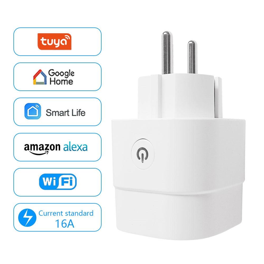 Enchufe Wifi inteligente 16A