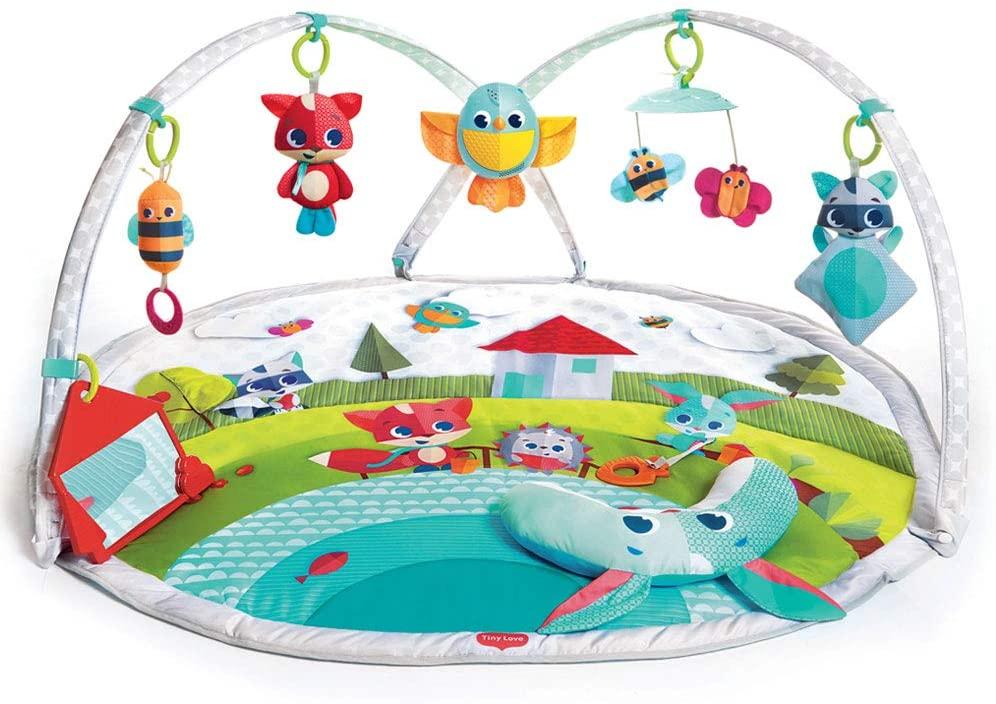 Tiny Love Meadow Days Gimnasio musical de actividades para bebé