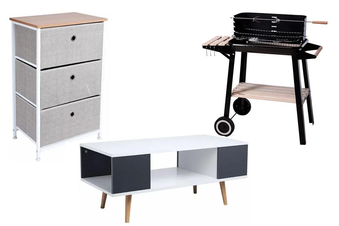 Descuentos en mobiliario en ManoMano