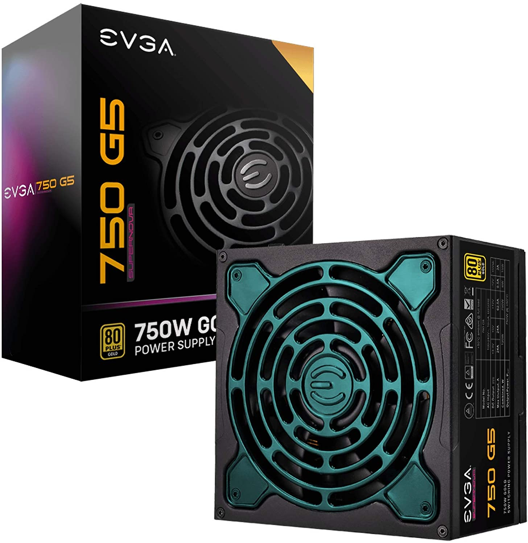 Fuente EVGA 750 G5 Super Nova