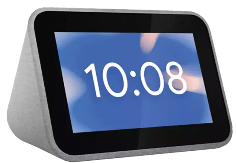 Lenovo Smart Clock + Lenovo Smart Bulb