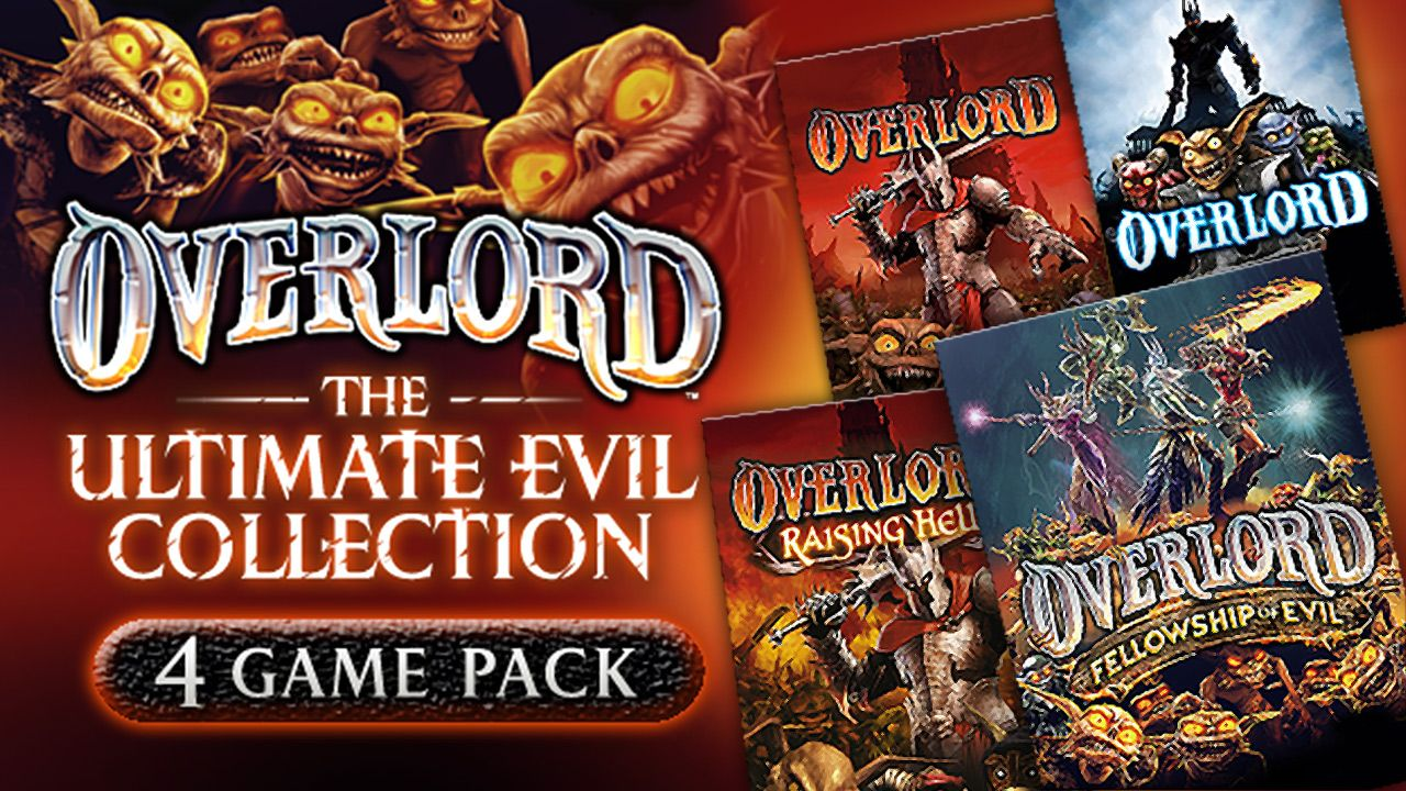Overlord: Ultimate Evil Collection en Fanatical