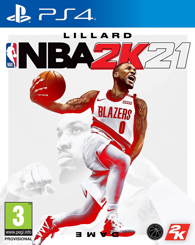 NBA 2K21 para PS4
