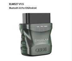 Escáner y lector de códigos OBD-II Kuulaa