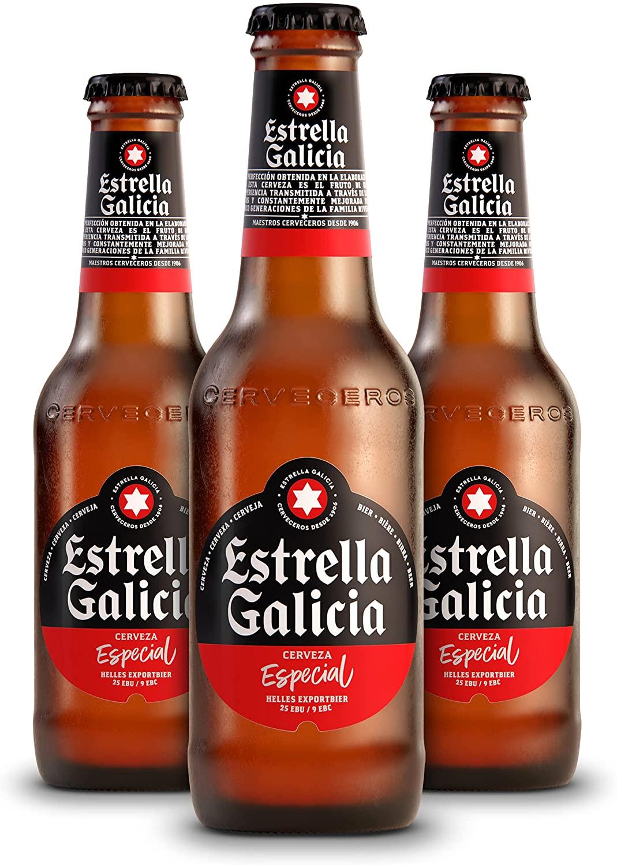 48 botellas de Estrella Galicia Especial