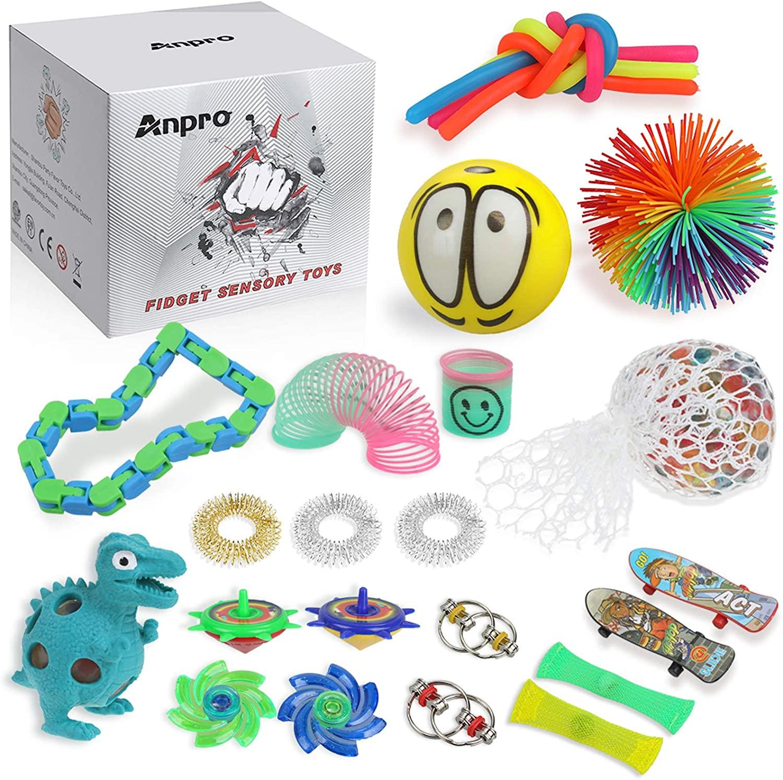 Kit de juguetes para liberar estrés