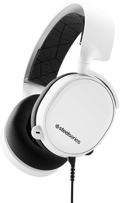 SteelSeries Arctis 3 Blanco