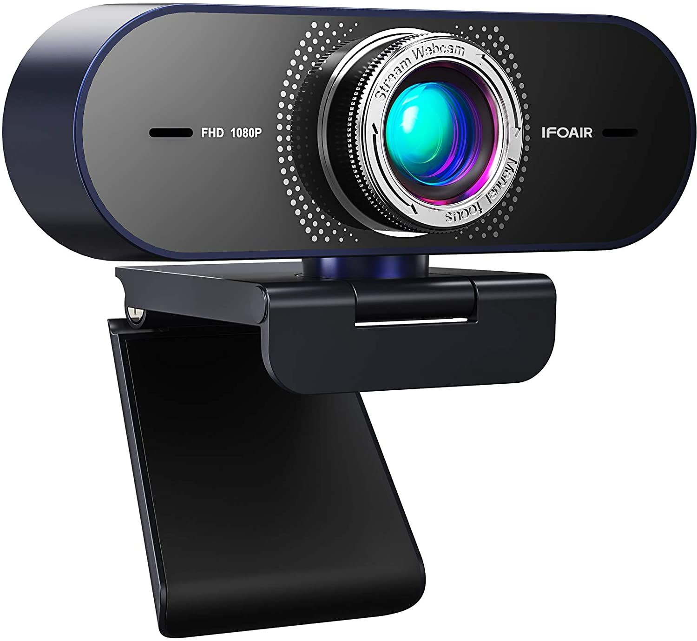 Webcam 1080p FHD