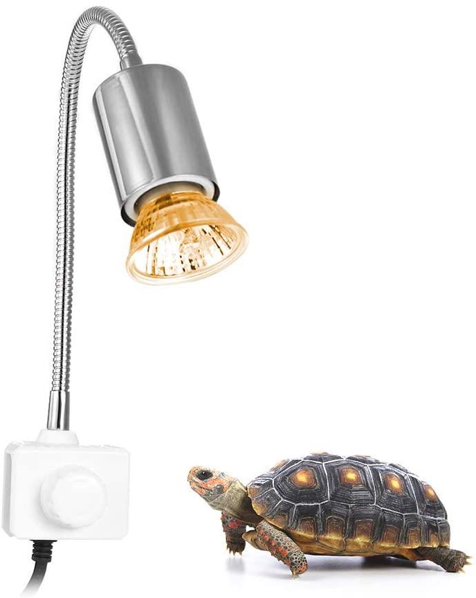 Lámpara halógena de calor UVA 25W