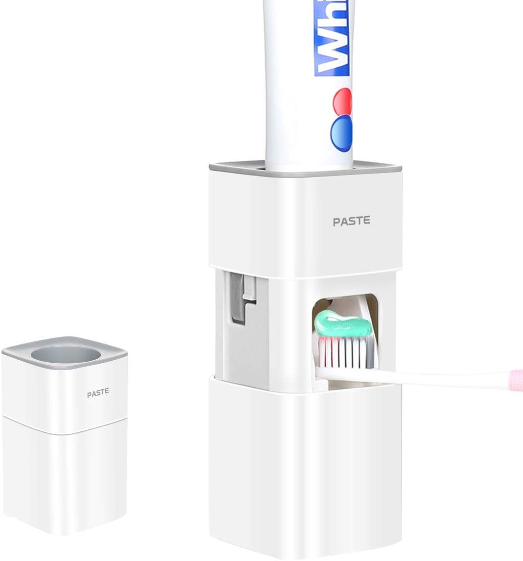 Dispensador automático de pasta dental