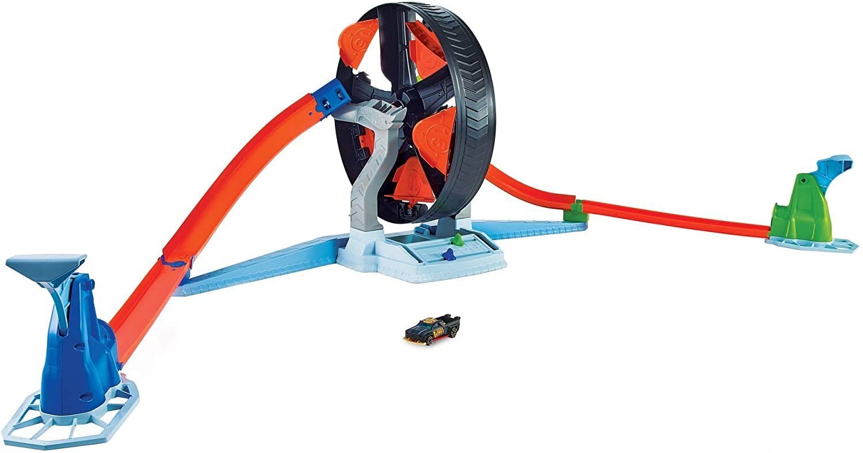 Hot Wheels Pista desafío de la rueda
