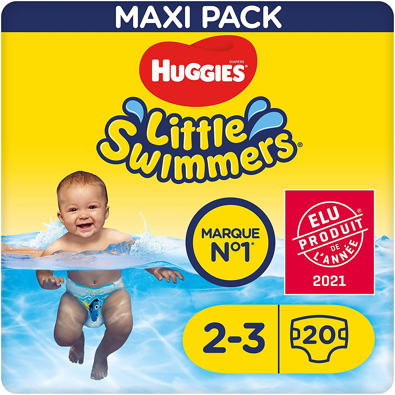 Pañal Bañador Desechable Huggies Little Swimmer 20