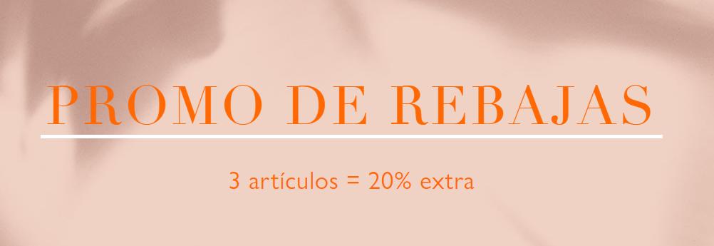 Hasta 50% de descuento + 20% EXTRA en Intimissimi
