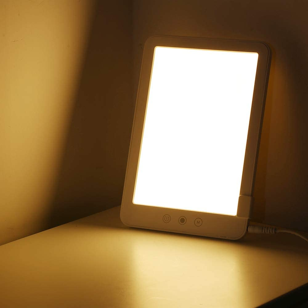 Lámpara de luminoterapia