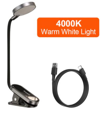Mini lámpara Baseus de click