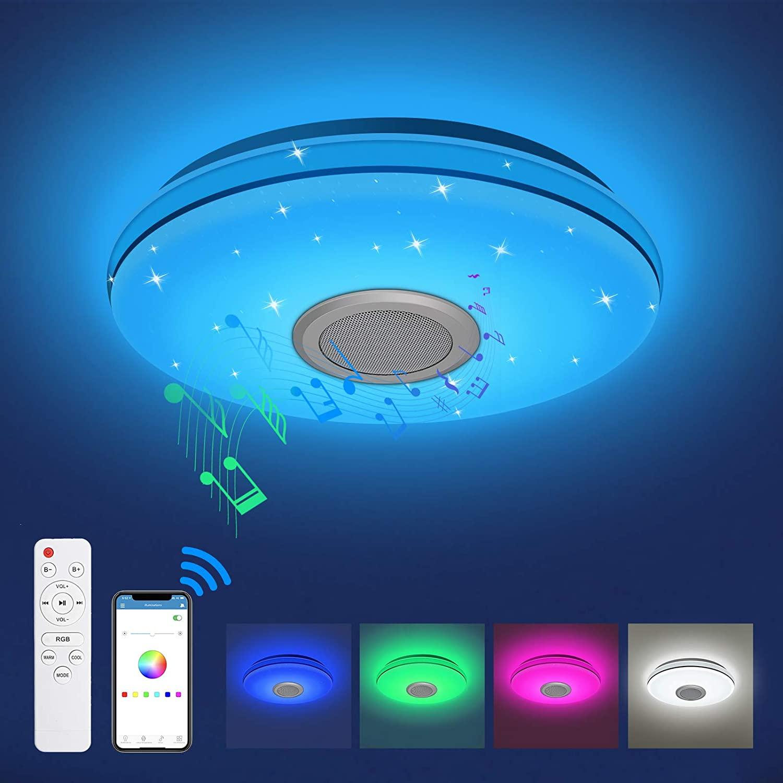 Plafón LED de Techo 24W