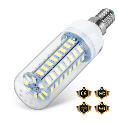 Bombilla LED de 220V