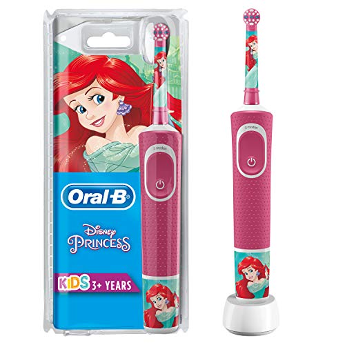 Cepillo Eléctrico De Princesas Oral-B Kids