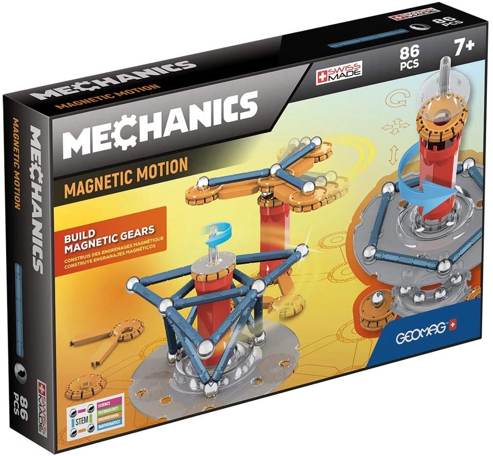 Geomag Mechanics Motion 87 piezas
