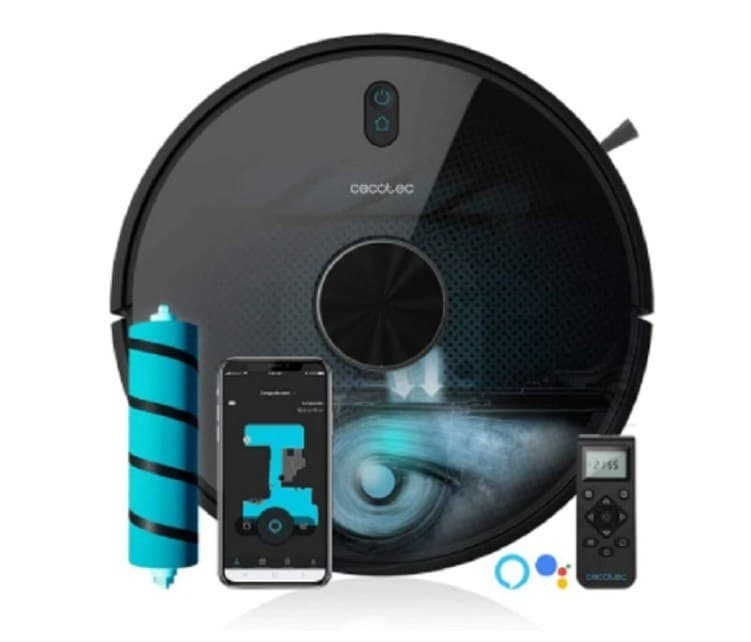 Robot Aspirador Cecotec Conga 5490
