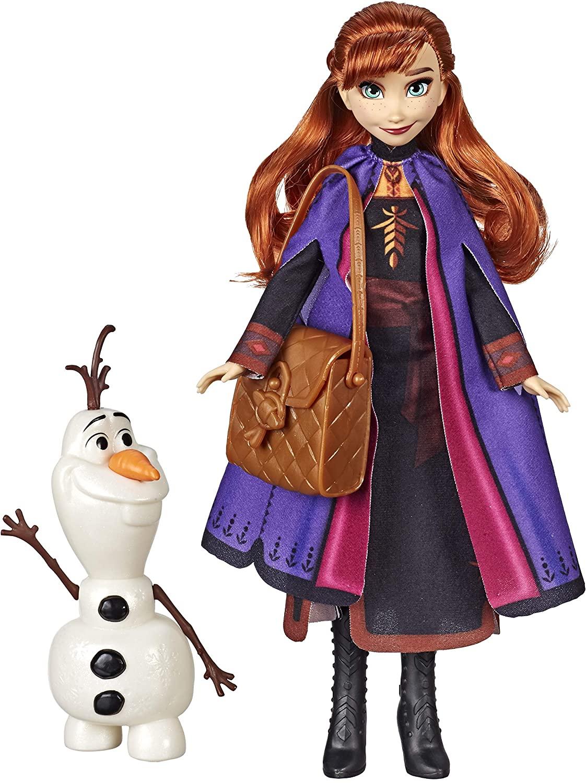 Frozen Anna y Olaf